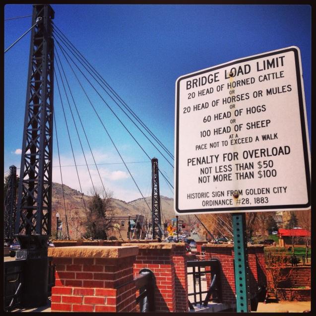 Golden, Colorado | April 2013